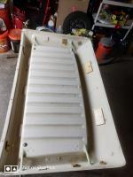Westy Luggage rack mod