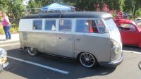Split-Window Standards at the Vacaville Fiesta Days Volkswagen Show (July 17th, 2021)