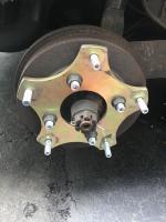 Rear adapter