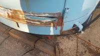 1966 Deluxe Lower front panel removal