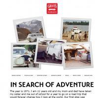 Griots 1971 adventure