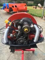 181 VW Thing Restoration Engine