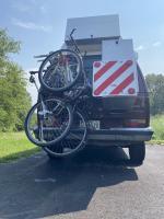 Ghetto bike rack