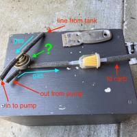 Fuel cutoff valve?
