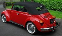 1973 Super Beetle Convertible LHD Californian.