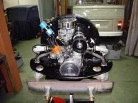 vw karmann ghia engine