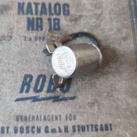 Robo (Bosch Sweden) early condenser