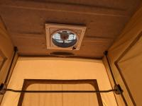 Vanagon pop-top with MaxxFan 4500k and hull liner