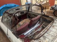 Type 34 Ghia Convertible Skunk Works