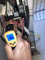 AC electrical temps