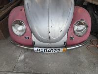 Bug front fenders