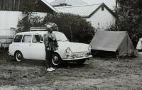 Vintage VW Type 3 photo