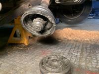 Replacing EVC CV Boots
