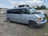 1992 eurovan EWB GL before restoration
