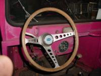 Rare Empi button and Speedwell wheel