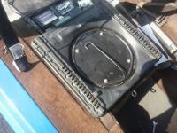 Van rotator plate