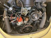 1971 Super Beetle 1600 with Electronic Ignition