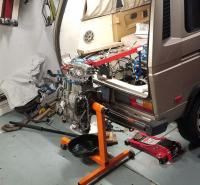 Rebuild and back on the road