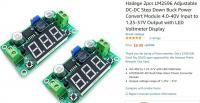Adjustable DC regulator for solar float charging