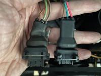 Plug wires