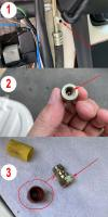 AC high pressure valve
