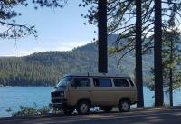 Up to Truckee