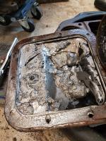 Auto Tranny Destruction.