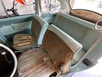 1965 VW Beetle in Bahama Blue