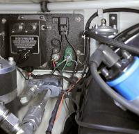 Malpassi Petrol King regulator installed