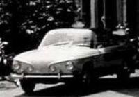 The fake T34 Ghia Vert