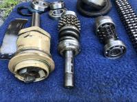 Schwimmwagen Parts