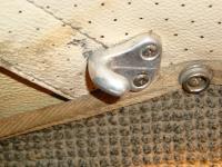 orig 1967 convertible material close up
