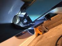 Ghia bumper attachment
