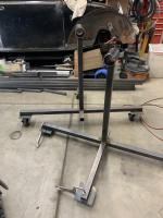 Rotisserie End Stands