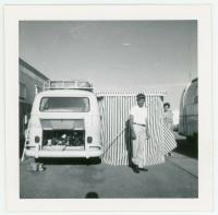 VW Bus Camper photo from 1967
