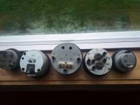 1974 911 gauges