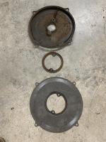 Fan Backing Plate Parts
