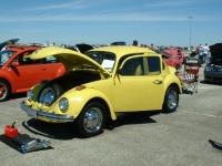 My 1973 Std. Beetle- daily driver