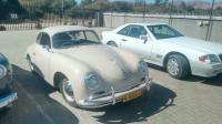 Porsche 356 in Windhoek
