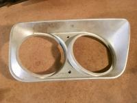 VW 412 Parts Cleaning