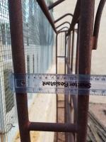 HWE rack - Basket height - 130mm