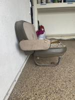 VW bus middle seat