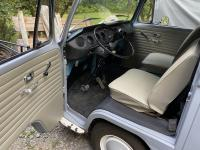 TMI's Gray Interior Panels and Seat Covers
