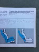Wagon seats