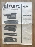 VW 411 Center console Racimex
