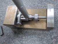 Dial bore setting gage