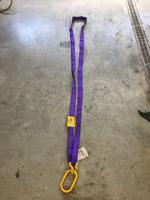 round bridle sling