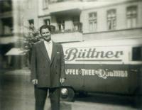 Buttner logo Panel