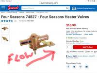 Heater Valves