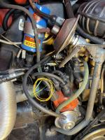 Fuel Injected Intake Manifold Junction